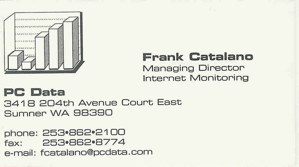 Business cards consulting years frank catalano colourmoves Choice Image
